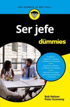 ser jefe para dummies (ebook)-bob nelson-peter economy-9788432902154
