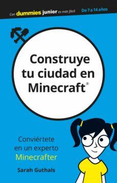 construye tu ciudad en minecraft (ebook)-sarah guthals-9788432904554