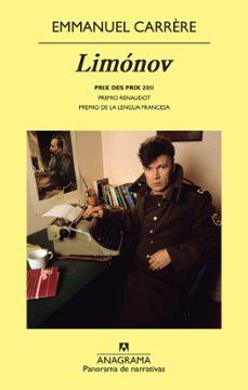 Nuevo libro real de descarga en pdf. LIMONOV 9788433978554 in Spanish de EMMANUEL CARRERE
