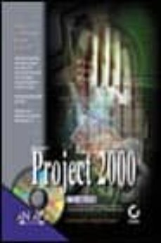 Ojpa.es Microsoft Project 2000 (Incluye Cd-rom) Image