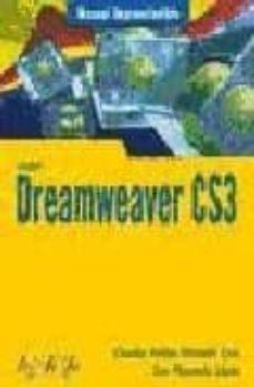 dreamweaver cs3 (manual imprescindible)-claudia valdes-miranda-zoe plasencia lopez-9788441523654