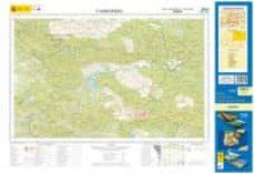 938-2 mapa campofrio (1:25000)-9788441623354