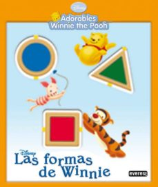 Cronouno.es Las Formas De Winnie (Manipulables: Adorables Winnie The Pooh) Image