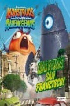 Enmarchaporlobasico.es Monstruos Contra Alienigenas: Libro De Lectura 1 Image