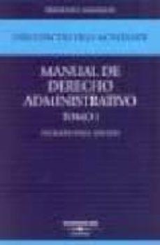 Javiercoterillo.es Manual Derecho Administrativo (T. 1) (19ª Ed.) Image