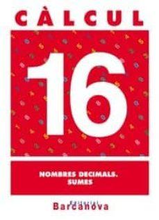 Emprende2020.es Càlcul 16. Nombres Decimals. Sumes(cataluña) Image