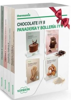 Permacultivo.es Pack Chocolate I Y Ii / Panaderia Y Bolleria I Y Ii Image