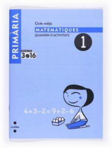 Alienazioneparentale.it Matematiques Quadern D Activitats 1 Projecte 3.16 3º Primaria Image