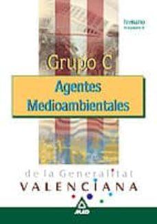 Emprende2020.es Agentes Medioambientales De La Comunidad Valenciana: Grupo C: Tem Ario (Vol. Ii) Image