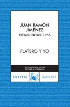 Debatecd.mx Platero Y Yo Image