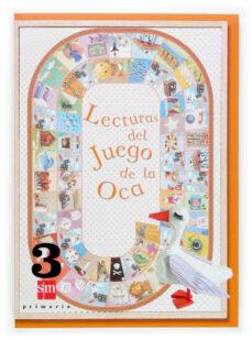 Libros gratis para descargar. LECTURAS DEL JUEGO DE LA OCA (3º EDUCACION PRIMARIA) 9788467507454 in Spanish