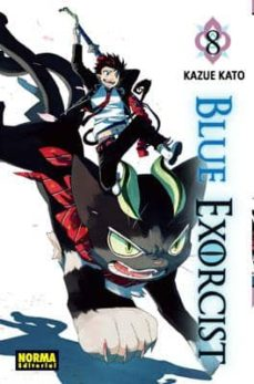 blue exorcist (vol. 8)-kazue kato-9788467910254
