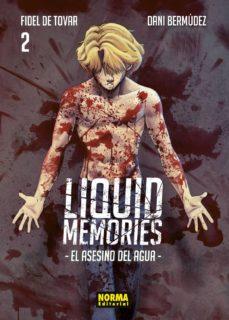 Buenos libros gratis para descargar en ipad LIQUID MEMORIES 2 (Literatura española)