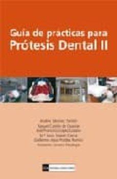 guia de practicas para protesis dental ii-9788474918854