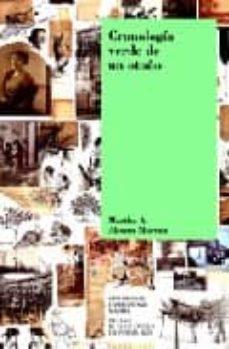 Libros de audio en inglés descarga gratuita de texto CRONOLOGIA VERDE DE UN OTOÑO (PREMIO BLAS DE OTERO DE POESIA 2008 )  9788474919554 in Spanish