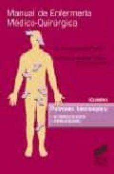 Libros gratis sobre descargas de audio. MANUAL DE ENFERMERIA MEDICO-QUIRURGICA (VOL.II): PATRONES FUNCION ALES: ACTIVIDAD-EJERCICIO, SUEÑO-DESCANSO