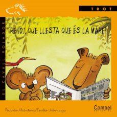 Garumclubgourmet.es Renoi, Que Llesta Es, La Mare! (Letra Manuscrita) Image