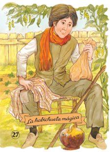 Inciertagloria.es La Habichuela Magica: Letra Manuscrita Image