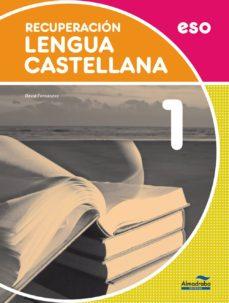 Valentifaineros20015.es Recuperación Lengua Castellana 1º Eso Image