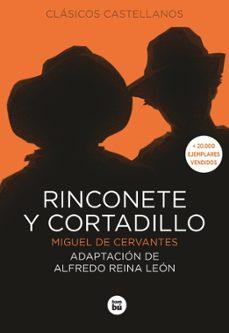 Descargar libros electrónicos gratis para el teléfono RINCONETE Y CORTADILLO (EDICION RÚSTICA) en español