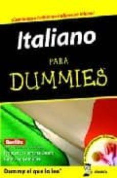 italiano para dummies-francesca romana onofri-9788483581254