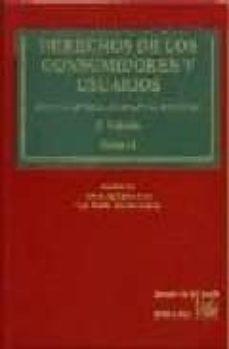 Curiouscongress.es Derechos De Los Consumidores Y Usuarios (Dos Volumenes - Incluye Cd) Image