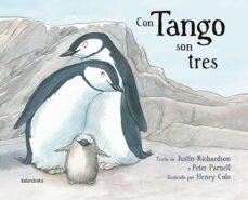 con tango son tres (gallego)-justin richardson-peter parnell-9788484649854