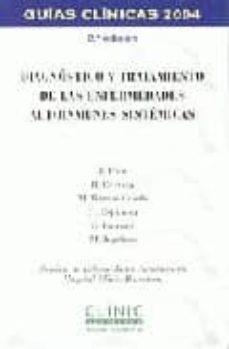 Srazceskychbohemu.cz Guias Clinicas De Diagnostico Y Tratamiento De Las Enfermedades A Utoinmunes Sistemicas (2ª Ed.) Image