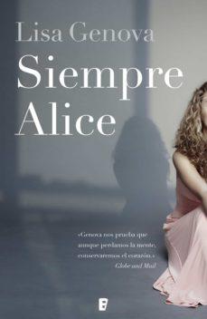 siempre alice (ebook)-lisa genova-9788490199954