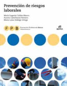 Ojpa.es Formación Profesional Basica - Prevención De Riesgos Laborales - Ed.2018 Image
