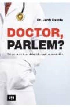 Alquiler de libros electrónicos DOCTOR, PARLEM 9788492406654