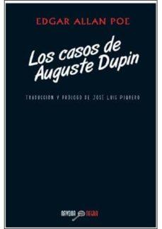 Descarga gratuita de libros de costeo. LOS CASOS DE AUGUSTE DUPIN MOBI iBook (Literatura española)