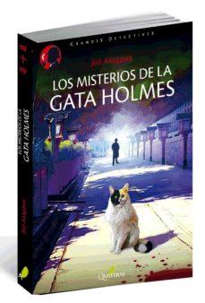 Ebook txt descargar gratis LOS MISTERIOS DE LA GATA HOLMES  en español