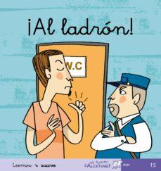 Valentifaineros20015.es Al Ladron (Mis Primeros Calcetines; 15) (Cursiva) Image