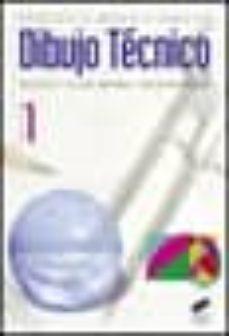 dibujo tecnico 1 (bachillerato)-jesus felez-mª luisa martinez-jose mª mascaraque-9788497560054