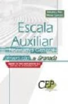 Bressoamisuradi.it Temario Y Test Primer Ejercicio Oposiciones Escala Auxiliar Unive Rsidad De Granada (Normativa General) Image