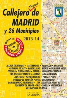 Chapultepecuno.mx Callejero De Madrid Y 26 Municipios 2013-2014 Image