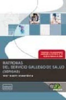 Bressoamisuradi.it Matronas Del Servicio Gallego De Salud (Sergas). Test Parte Espec Ifica Image