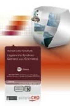 Geekmag.es Legislacion Sanitaria General Para Cocineros. Coleccion Formacion Continuada (Essscan) Image
