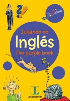 Geekmag.es Jugando En Ingles. The Purple Book Image