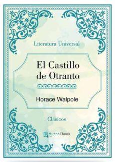 el castillo de otranto (ebook)-horace walpole-9788826055954