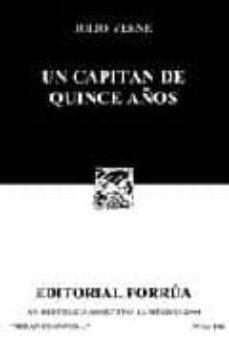 Eldeportedealbacete.es Un Capitan De Quince Años (13ª Ed.) Image