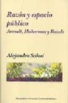 Garumclubgourmet.es Razon Y Espacio Publico: Arendt, Habermas Y Rawls Image