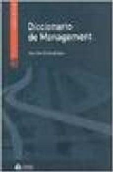 DICCIONARIO DE MANAGEMENT: INGLES-ESPAÑOL - ABEL R. GEOGHAGAN | Triangledh.org