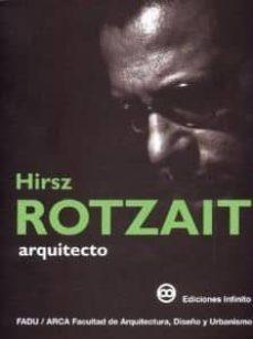 Eldeportedealbacete.es Hirsz Rotzat: Arquitecto Image