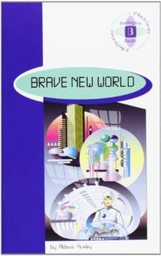 Descargar google ebooks en formato pdf BRAVE NEW WORLD (ADVANCED) (2º BACHILLERATO) (Literatura española) 9789963467754 CHM iBook MOBI de HUXLEY. ALDOUS