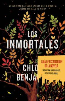 los inmortales - pack exclusivo casa del libro con guia de los es cenarios de la novela-chloe benjamin-8432715105664