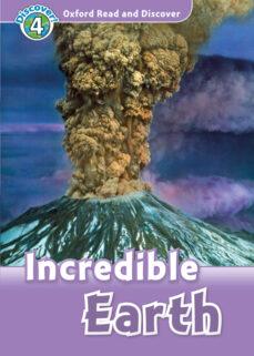Foro de descarga gratuita de libros electrónicos. OXFORD READ AND DISCOVER: LEVEL 4: INCREDIBLE EARTH MP3 PACK 9780194022064 de  ePub CHM en español