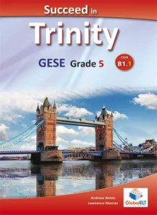 Descargando audiolibros a itunes SUCCEED IN TRINITY GESE GRADE 5 CEFR B1 STUDENT S BOOK WITH KEY PER LE SCUOLE SUPERIORI CON AUDIO FORMATO MP3