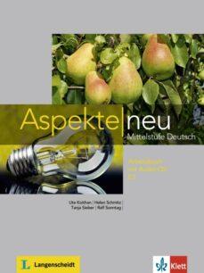 Descargando libros para encender ASPEKTE NEU C1. EJERCICIOS + CD 9783126050364 in Spanish